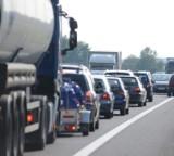 Mysłowice: Wypadek na autostradzie A4. Jest gigantyczny korek, trasa Katowice - Kraków zablokowana