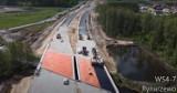 Budowa S5 pod Bydgoszczą. Ten odcinek będzie gotowy już pod koniec roku [wideo z drona]
