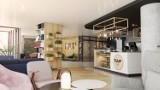 """Tulip Residences. Nowy hotel coworkingowy w Warszawie. Z centrum konferencyjnym i strefą relaksu. """"Miejsce do pracy i wypoczynku"""""""
