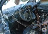 Spalił jedyny samochód Straży Miejskiej w Szczawnie - Zdroju. Trafił na oddział psychitaryczny [ZDJĘCIA, FILM]