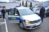 Straż Miejska w Kartuzach otrzymała nowy samochód