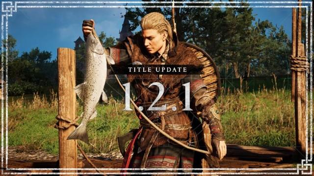 Nowa aktualizacja 1.2.1 do Assassin's Creed Valhalla. Co nowego? Jakie zmiany? [CHANGELOG]
