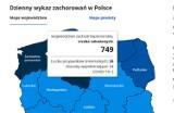Pandemia. Tak dużo zgonów jednej doby w powiecie sławieńskim nie było - 15.01.2021