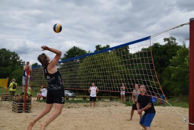 I Otwarty Turniej Siatkówki Plażowej na Dalkach