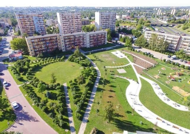 Bronowice - 14559 mieszkańców.