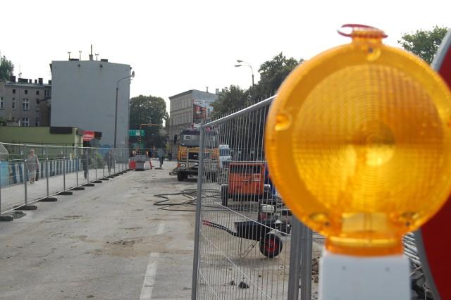 Remont wiaduktu na ul. Wojska Polskiego potrwa jeszcze około roku