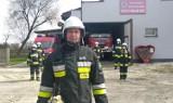#StrażacyDlaRafała. Kolejni strażacy z powiatu radomszczańskiego podejmują wyzwanie i pomagają