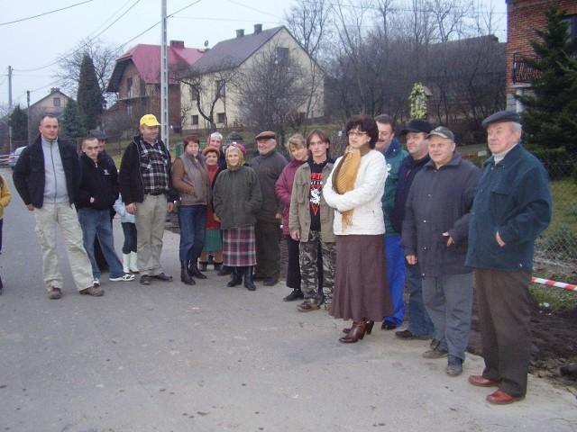 Mieszkańcy Borku są tak bardzo rozgoryczeni, że zapowiadają protest
