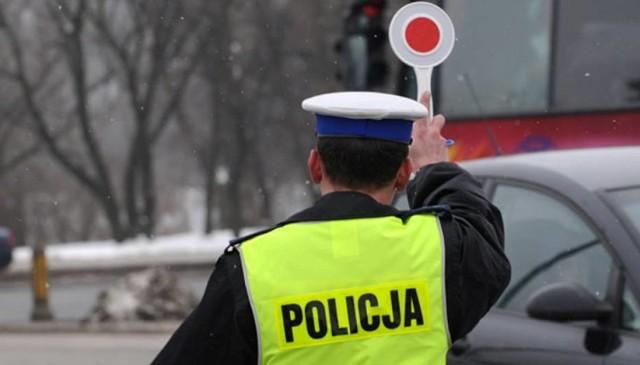 Wrząca Wielka: Stracił prawo jazdy za szybką jazdę