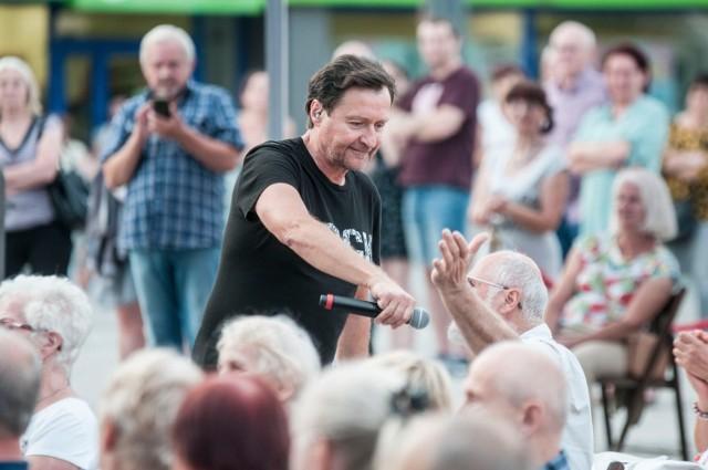 Jacek Kawalec wystąpił w sobotę na Scenie Letniej