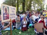 Piesza Pielgrzymka Tarnowska na archiwalnych zdjęciach