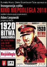 """Cykl """"Kino Niepodległa"""" rozpoczyna się dziś w sztumskim kinie Powiśle"""
