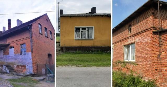 Szukasz taniego domu w województwie kujawsko-pomorskim? Przychodzimy Ci z pomocą! W galerii prezentujemy najtańsze domy, które są obecnie wystawione na sprzedaż w regionie. Oto szczegóły wraz z cenami! Sprawdź!  Czytaj dalej. Przesuwaj zdjęcia w prawo - naciśnij strzałkę lub przycisk NASTĘPNE