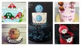 Tak wyglądają torty, nie tylko urodzinowe, które powstają we Włocławku. Zobacz zdjęcia tortów, jakie przygotowała Tortownia Kujawska