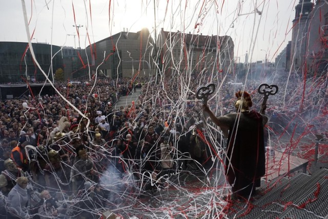 Imieniny Ulicy Święty Marcin cieszą się dużą popularnością wśród mieszkańców miasta.