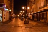 Puste ulice miasta, czyli pierwsza fala koronawirusa w Gorzowie