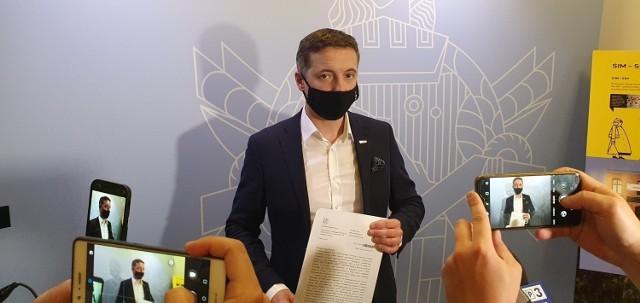 """Rybnik: nie będzie kopalni Paruszowiec! Prezydent Piotr Kuczera: """"mam ochotę krzyczeć z radości"""""""
