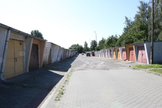 Najwięcej włamań dotyczyło garaży przy ul. Bosmańskiej w Koszalinie, ale sprawca typował też pomieszczenia przy ul. Franciszkańskiej i Gierczak