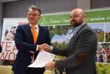 Umowa na budowę obwodnicy południowej Zielonej Góry podpisana! [ZDJĘCIA, WIDEO]