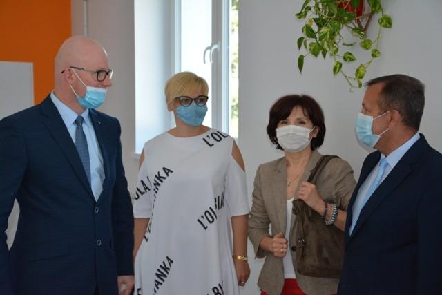 Oficjalne otwarcie Szkoły Podstawowej nr 1 w Sulechowie. Odbiór placówki na miarę XXI wieku