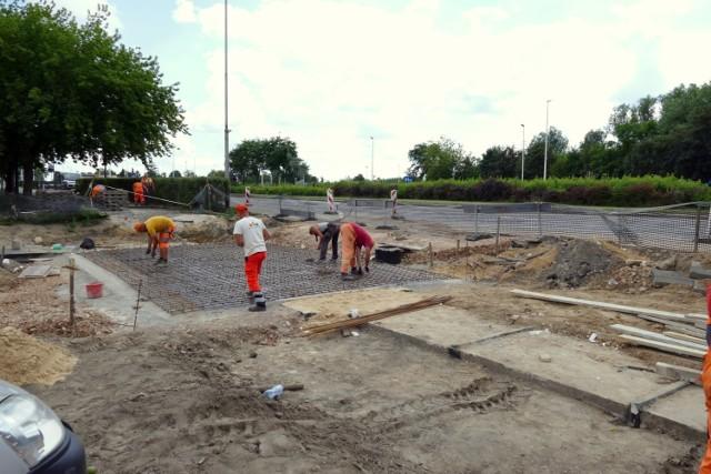 Przebudowa ulicy Pereca dobiega końca