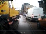 Kierowcy w Katowicach regularnie blokują torowiska. Tramwaje też stoją w gigantycznych korkach