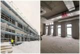 Najnowsze zdjęcia budowy na Polanie Jakuszyckiej. To będzie największy ośrodek narciarstwa biegowego w Europie