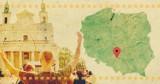 Trasy wszystkich pielgrzymek do Częstochowy [MAPA]