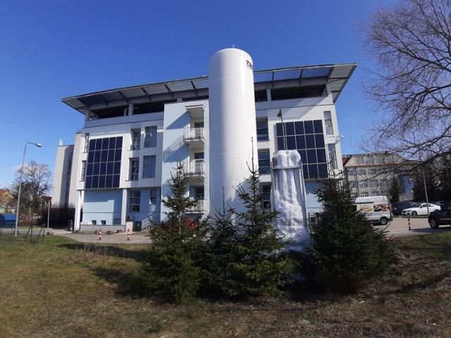 Szczecinecki szpital