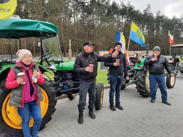 """Traktorowy rajd na Górę św. Anny - """"Traktorem na Annaberg"""""""