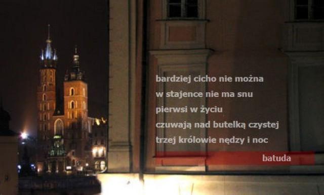 Wiersze Na Murach Rozpoczął Się Konkurs Nasze Miasto