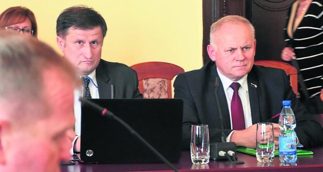 Chcemy, by władze wojewódzkie jednoznacznie określiły, w którą stronę idziemy - mówi wiceburmistrz, Paweł Chylak.