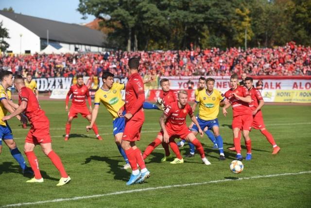 Piłkarze Widzewa Łódź w środę będą chcieli sprawić kolejną niespodziankę w Totolotek Pucharze Polski.