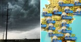 Burze z gradem w woj. śląskim [12.06.2021]. Wiatr w porywach do 80 km/h! Jest ostrzeżenie IMGW. Sprawdź gdzie jest burza [MAPA online]