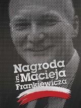 Nagroda Macieja Frankiewicza. Poszukiwani młodzi ludzie na jego miarę