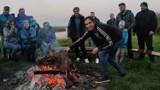 Święto pieczonego ziemniaka w Barkowicach nad Zalewem Sulejowskim ZDJĘCIA