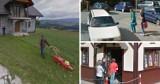 Rajcza, Zwardoń, Węgierska Górka, Milówka... w Street View. Zobacz, kogo uchwyciła kamera Google