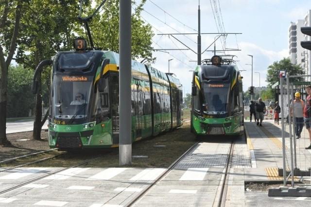 Tramwaj na Naramowice otrzyma kolejny przystanek na trasie
