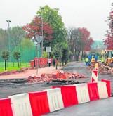 KROTOSZYN: Budowa kolejnych dróg to dla gminy priorytet