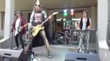 Rockowy zespół Kilersi zagrali w Skierniewicach dla dzieci Brzechwę i Tuwima [ZDJĘCIA, FILM]
