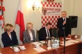 Krzysztof Nosal ponownie starostą powiatu kaliskiego