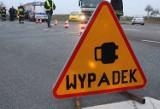 Wierzchosławice. Wypadek z udziałem trzech samochodów na autostradzie A4 koło Tarnowa, ranna została 19-latka