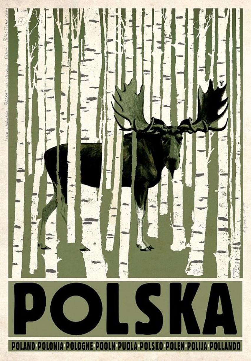 Polska Na Plakatach Ryszarda Kai Zdjęcia Gdańsk Nasze Miasto