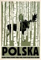 Polska na plakatach Ryszarda Kai [zdjęcia]