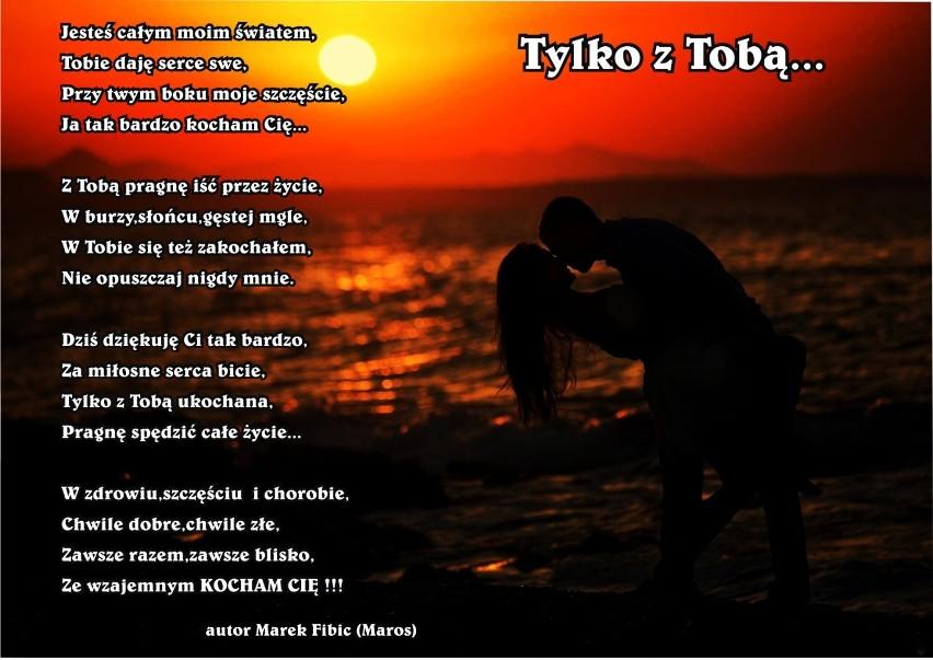 Marek Fibic Z Pszowa Napisał Wiersz Na Walentynki