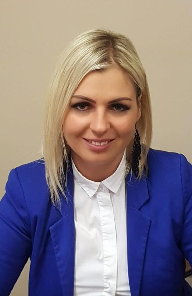 Aleksandra Bykowska dyrektorem brodnickiego MOPS jest od stycznia 2020 r. Wcześniej była dyrektorom MOPS w Wąbrzeźnie