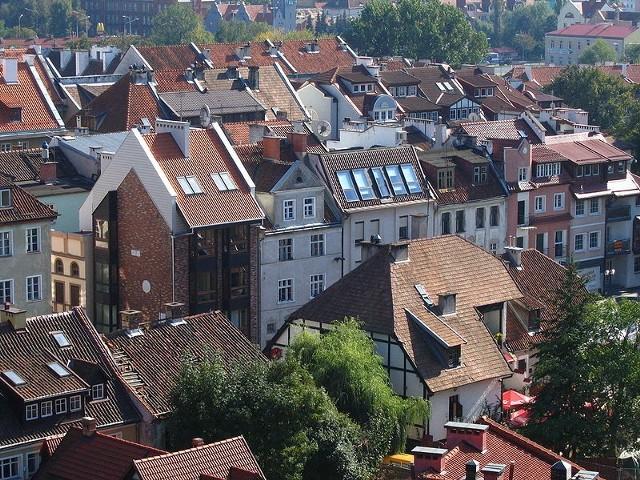 Źródło: http://commons.wikimedia.org/wiki/File:Stare_Miasto_Olsztyn_KOS.jpg