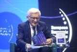 """EKG w Katowicach. Jerzy Buzek ma nadzieję na szybki powrót do normalności i zapowiada: """"To będzie inny kongres niż poprzednie"""""""