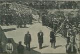 W 1916 roku niemieckie władze zgodziły się na manifestację narodową w Kaliszu. ZDJĘCA