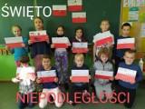 Kaźmierz. Innowacyjne obchody Święta Niepodległości. Uczennice i uczniowie przygotowali filmik!